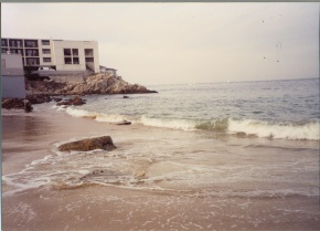 Beach at Monterey