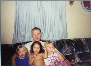My good friends killed in Iraq in 2004 with my daughter and his two daughters.
