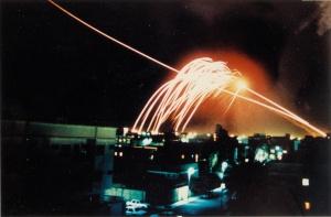 Patriot  missile.