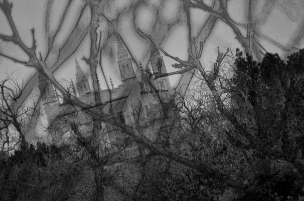 haunted-castle public domain