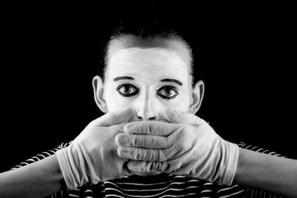 mime-not-speak-by-george-hodan