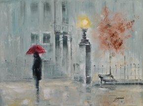 walking_in_the_rain_mareklangowski