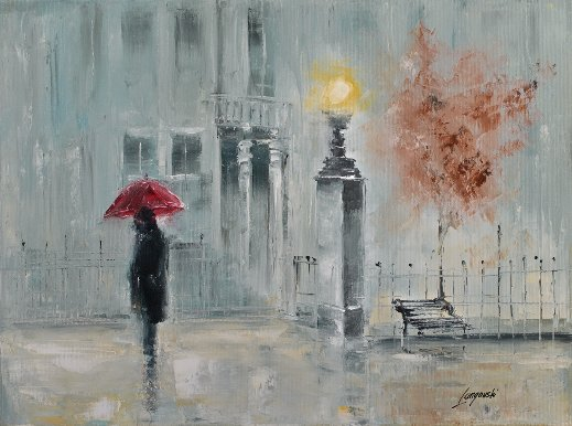 walking_in_the_rain_mareklangowski