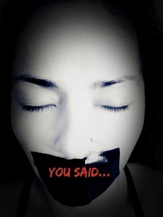 you-said