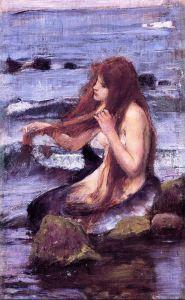 sketch-for-a-mermaid