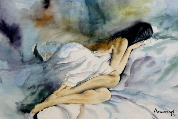 sleeping-woman-anuraag-fulay