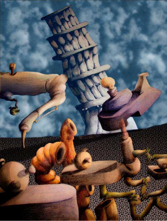 Tower-of-Pisa-surrealism-wd2