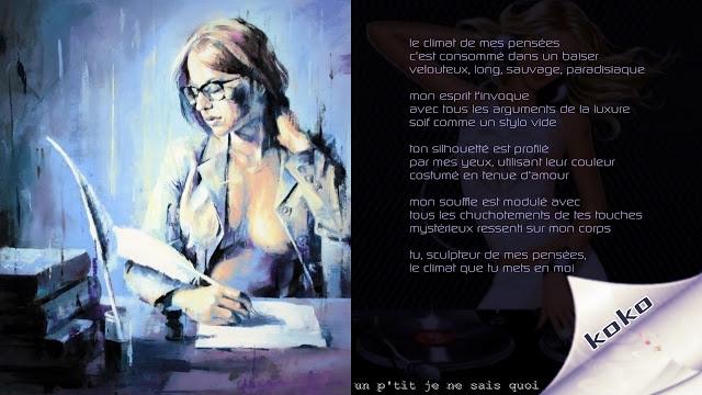 The Scribe by Jonas Kunickas